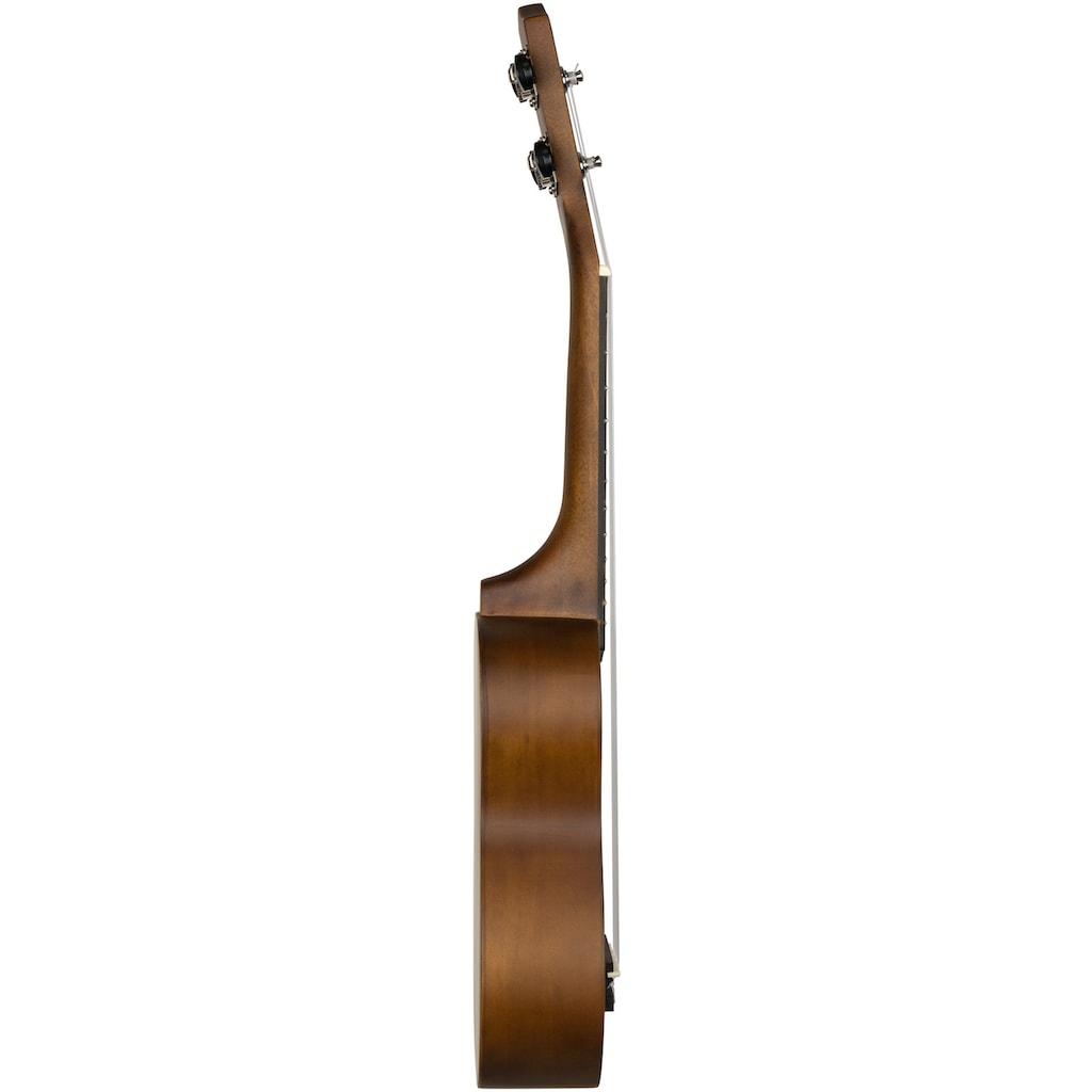 Cascha Ukulele »Sopran-Ukulele«, inkl. Tasche und 3 Plektren
