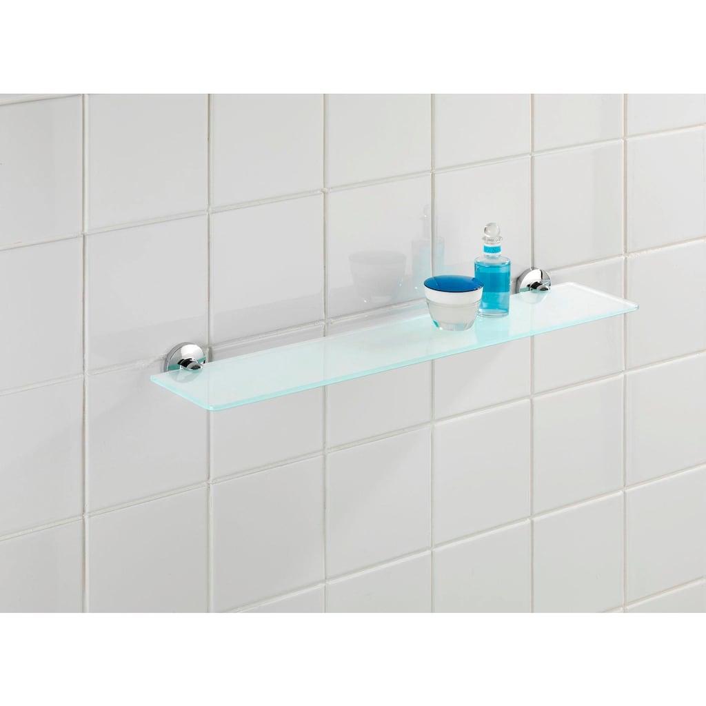 WENKO Wandregal »Cuba«, Badezimmer Ablage