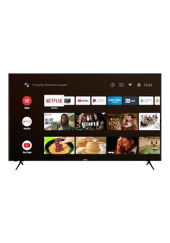 Telefunken XU58AJ600 LED - Fernseher (146 cm / (58 Zoll), 4K Ultra HD, Android TV kaufen
