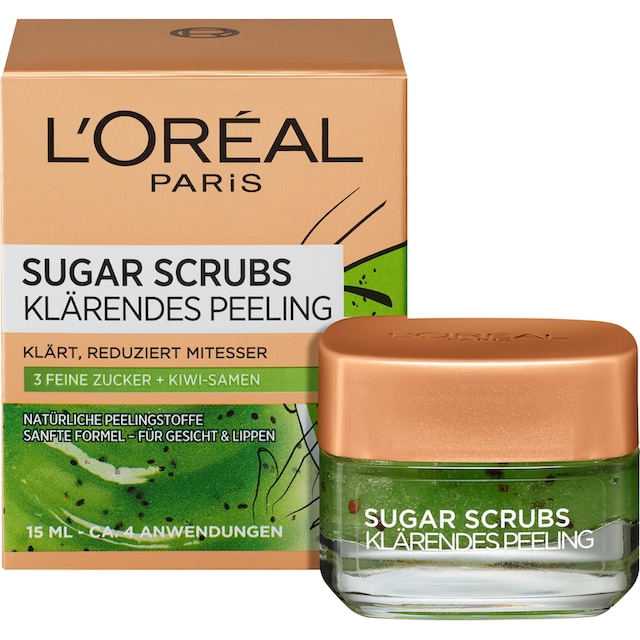 """L'ORÉAL PARIS Gesichtspeeling """"Sugar Scrub"""""""