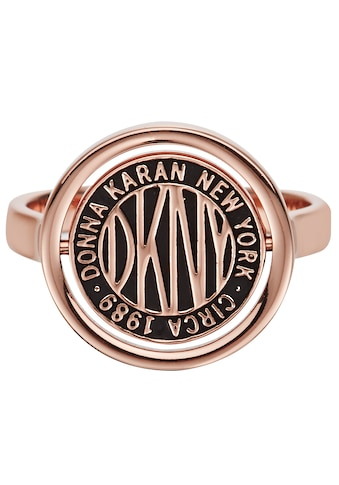 DKNY Fingerring »Spinner Logo Token RG - 55 (RG), 5520041, 5520042« kaufen