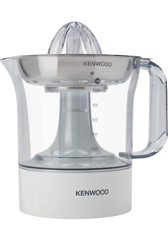 KENWOOD Zitruspresse JE290A, 40 Watt kaufen