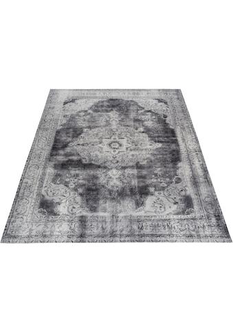 Leonique Teppich »Rayan«, rechteckig, 9 mm Höhe, Orient-Design, Wohnzimmer kaufen