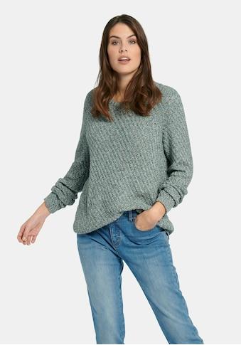 Anna Aura Strickpullover »Rundhalspullover« kaufen