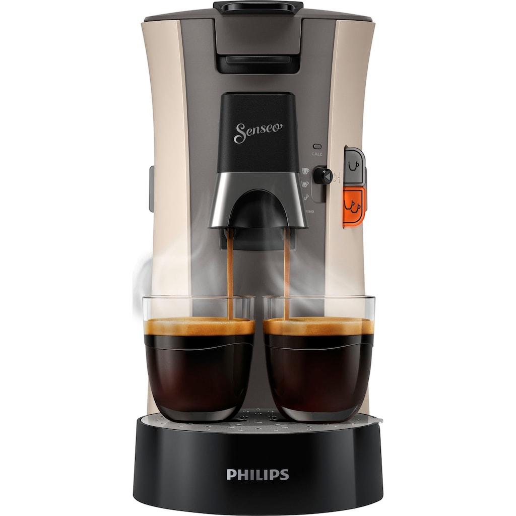 Senseo Kaffeepadmaschine »Select CSA240/30«, inkl. Gratis-Zugaben im Wert von € 14,- UVP