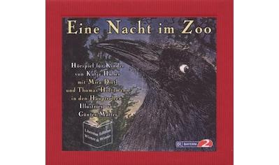 Musik - CD Eine Nacht Im Zoo - Hörspiel Für Kinder / Holtzmann,Thomas/Dietl,Mira, (1 CD) kaufen
