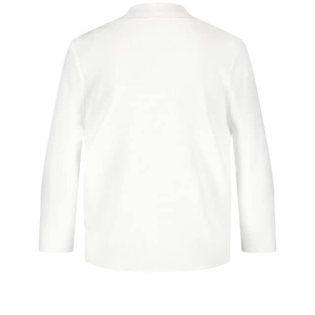 GERRY WEBER Jacke Strick »Kurze Jacke aus Feinstrick«