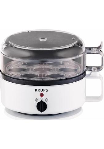Krups Eierkocher Ovomat Super F23070, Anzahl Eier: 7 Stück, 400 Watt kaufen