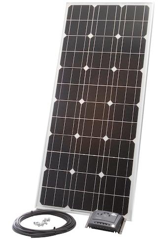Sunset Solarmodul »Stromset AS 75, 72 Watt, 12 V«, für den Freizeitbereich kaufen