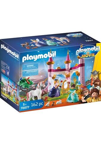 """Playmobil® Konstruktions - Spielset """"Marla im Märchenschloss (70077), THE MOVIE"""", Kunststoff, (162 - tlg.) kaufen"""