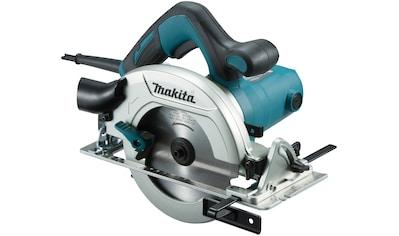Makita Handkreissäge »HS6601J«, 1050 W, 165 mm kaufen