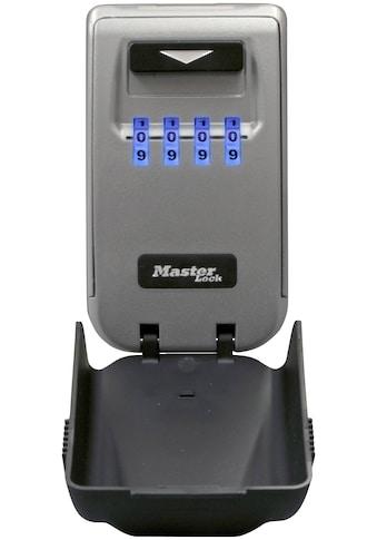 Master Lock Schlüsseltresor »Select Access«, mit beleuchteten Einstellrädern, Innenmaße B/T/H: 5,7x2,5x10,3 cm kaufen
