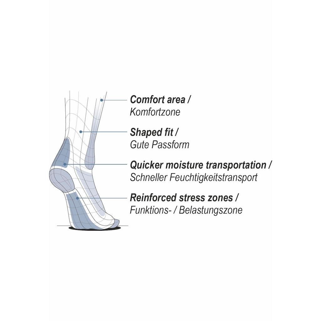 just socks Arbeitssocken, (2 Paar), für starke Beanspruchung