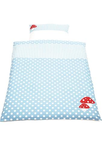 Babybettwäsche »Glückspilz«, Pinolino® kaufen