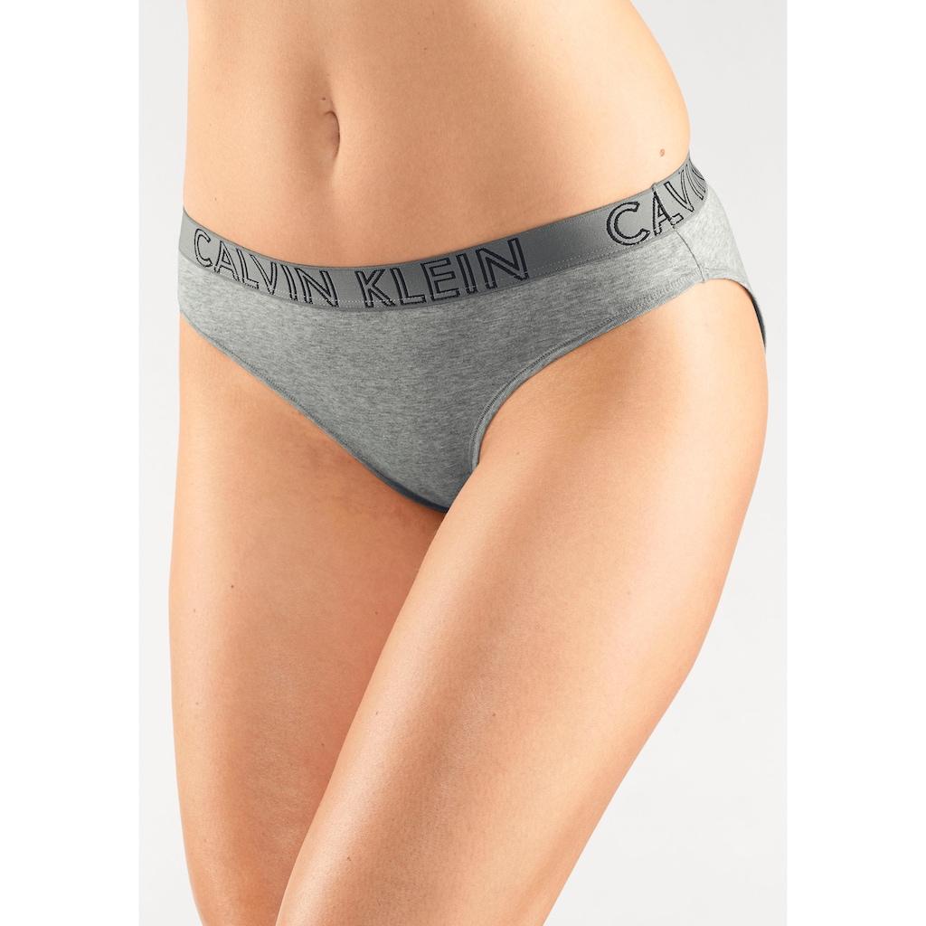 Calvin Klein Bikinislip »ULTIMATE COTTON«, mit Logobündchen