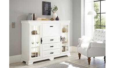 Home affaire Highboard »Royal«, exclusiv Design im Landhausstil kaufen
