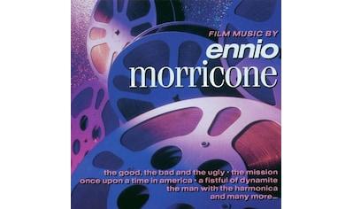 Musik-CD »FILM MUSIC BY / Morricone,Ennio« kaufen