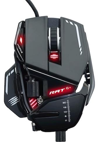 Mad Catz Gaming-Maus »R.A.T. 8+«, kabelgebunden kaufen
