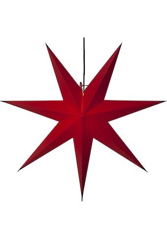 STAR TRADING Dekostern »Stern«, faltbarer Papierstern, inkl. Lampenfassung Ø 70 cm kaufen