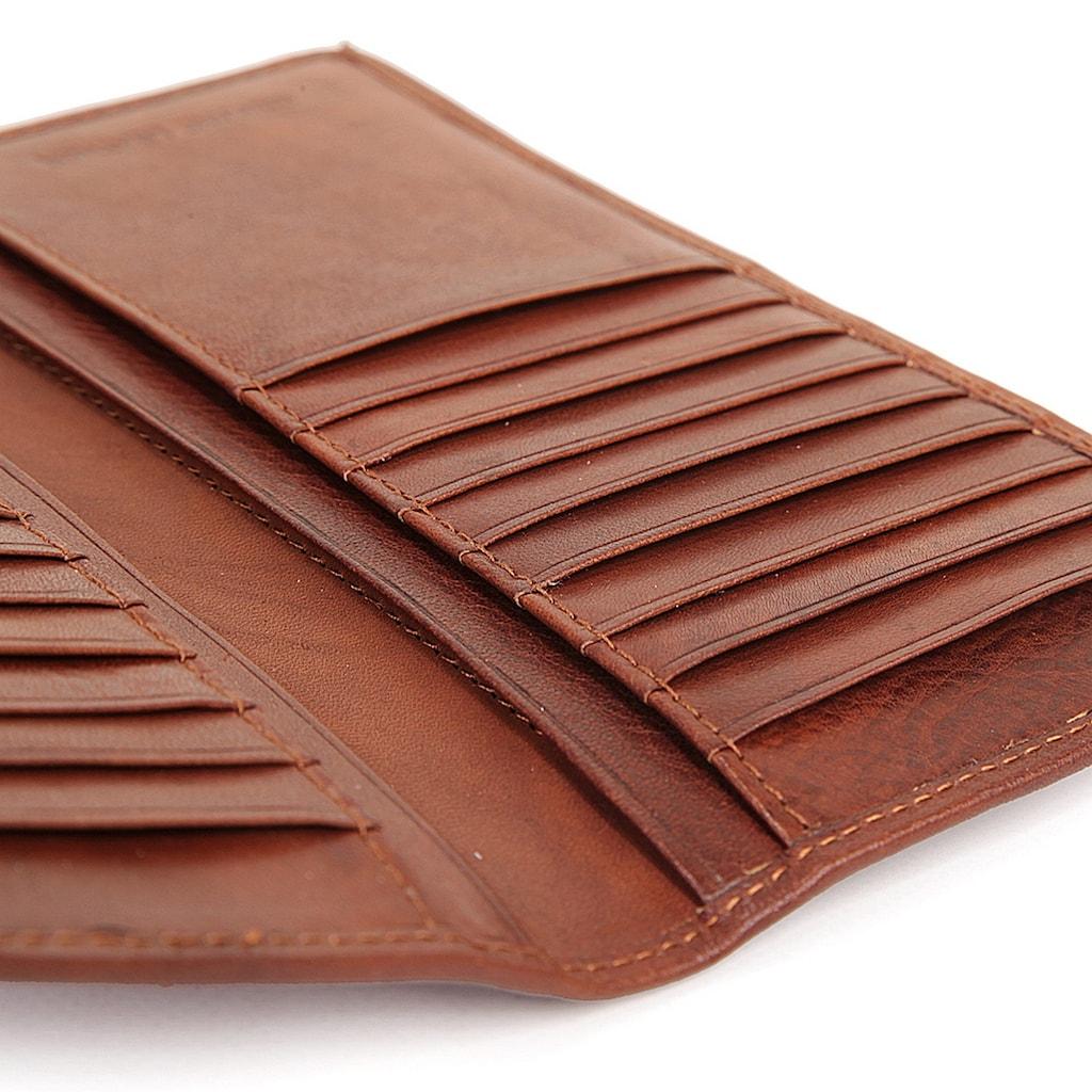 Piké Brieftasche »PRIMAVERA«, Fotofach