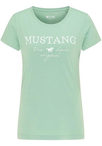 MUSTANG T-Shirt »Alexia C Print« kaufen