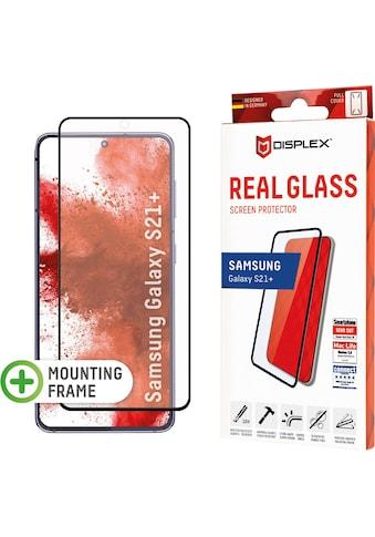 Displex Displayschutzfolie »DISPLEX Real Glass Panzerglas für Samsung Galaxy S21+ 5G... kaufen