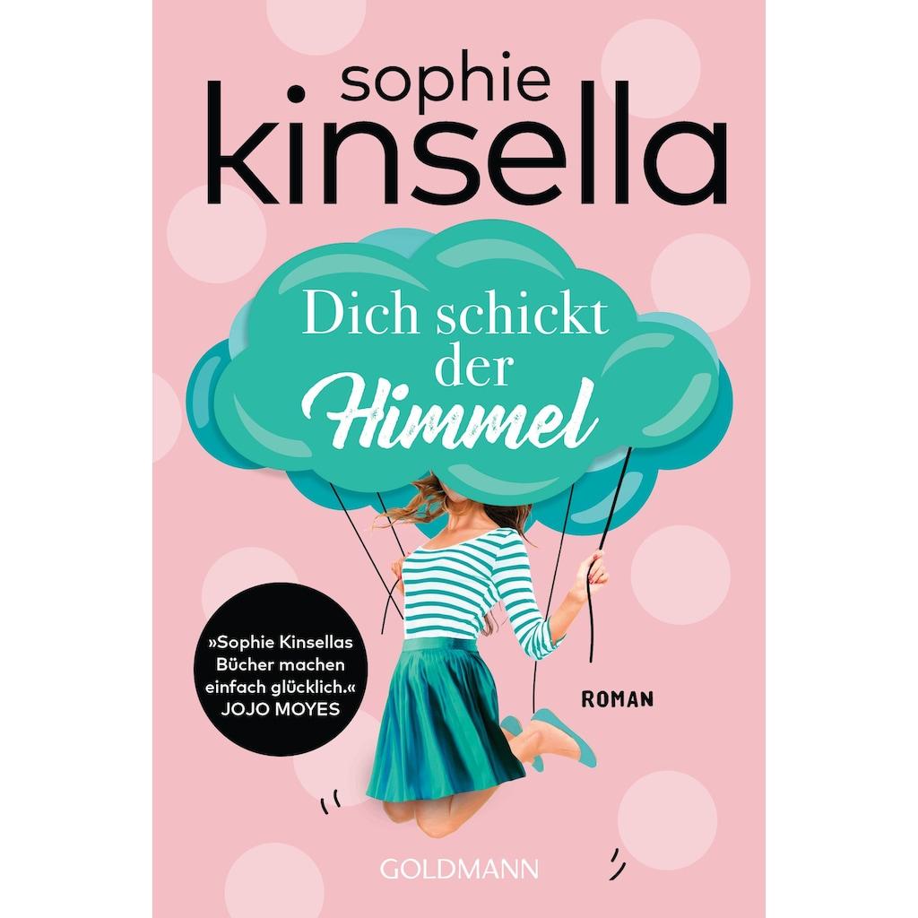 Buch »Dich schickt der Himmel / Sophie Kinsella, Jörn Ingwersen«