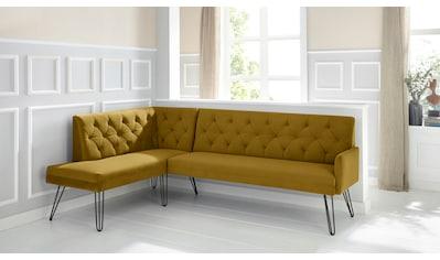 exxpo  -  sofa fashion Eckbank »Doppio« kaufen