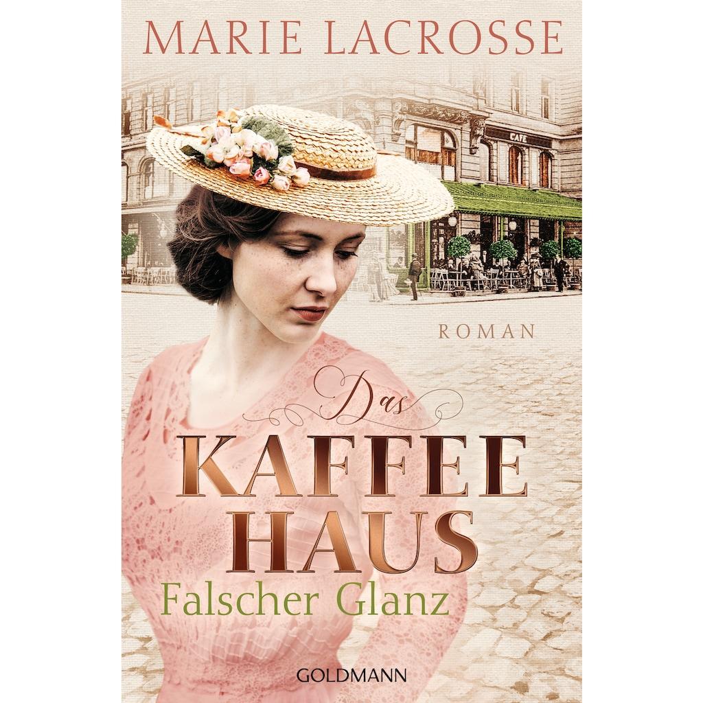 Buch »Das Kaffeehaus - Falscher Glanz / Marie Lacrosse«