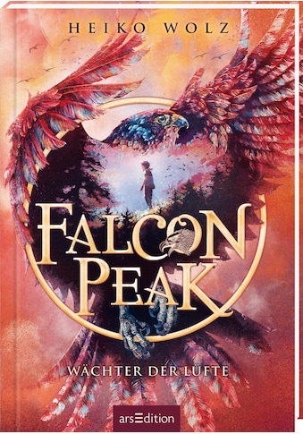 Buch »Falcon Peak - Wächter der Lüfte / Heiko Wolz, Frauke Schneider« kaufen