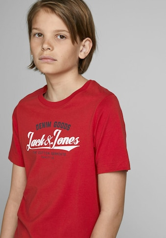 Jack & Jones Junior T - Shirt »CLOTHING COMPANY« kaufen