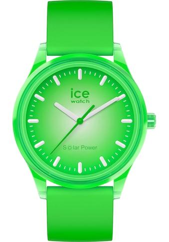 ice - watch Solaruhr »ICE solar power, 017770« kaufen