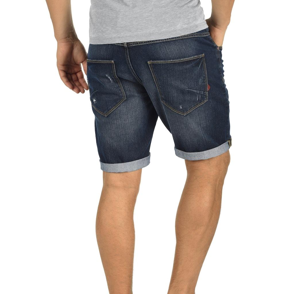 Solid Jeansshorts »Toy«, kurze Hose mit Destroyed-Effekten