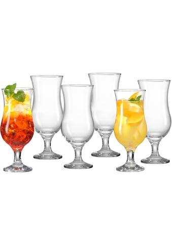 Ritzenhoff & Breker Cocktailglas »Joy«, (Set, 6 tlg., 6 Cocktailgläser, je 390 ml),... kaufen