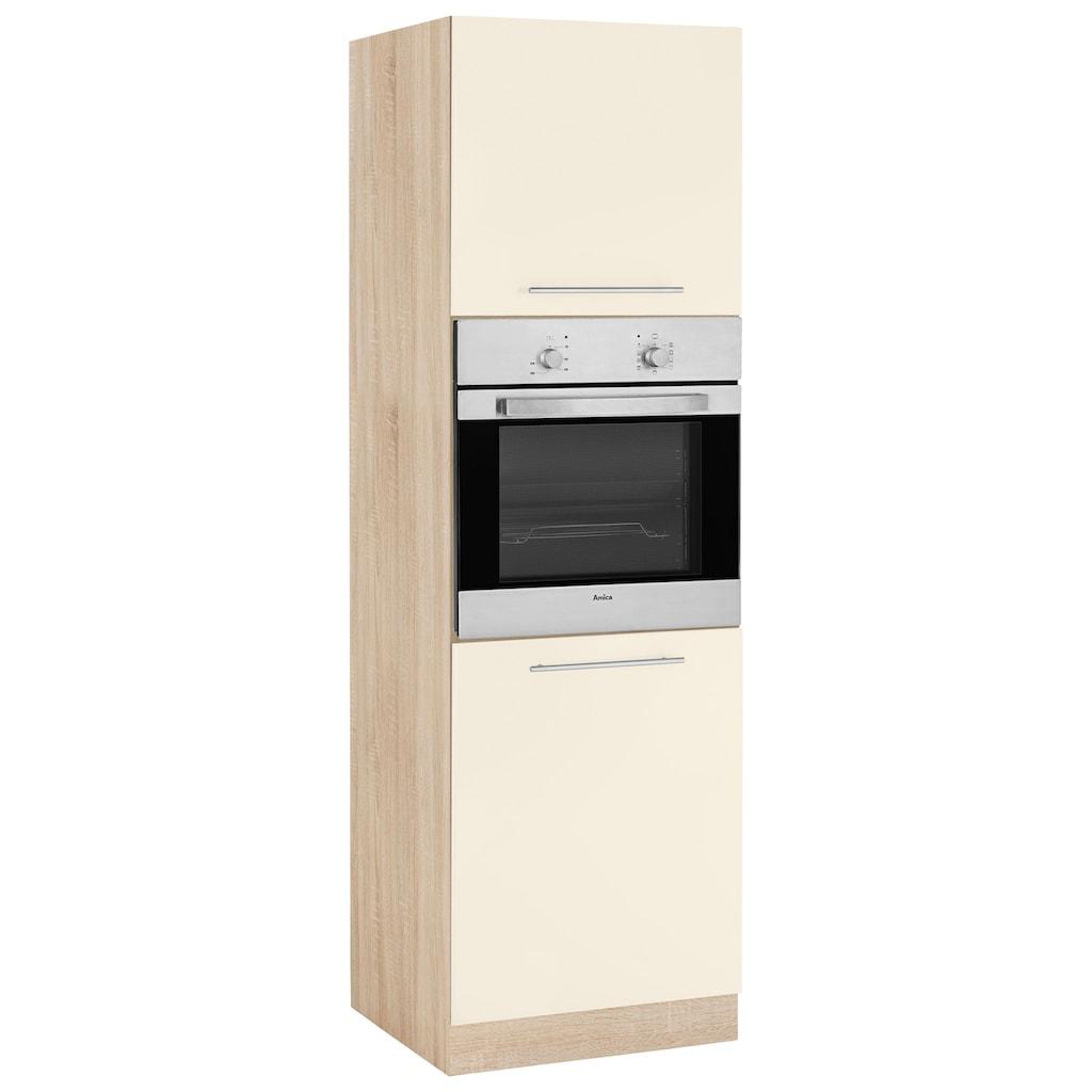 wiho Küchen Backofenumbauschrank »Flexi2«