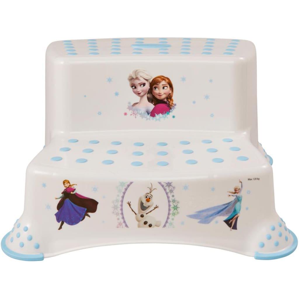 keeeper Töpfchen »Frozen«, (Set, 3 tlg.), Kinderpflege-Set - Töpfchen, Toilettensitz und Tritthocker; Made in Europe