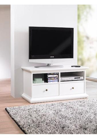 Home affaire Lowboard »Paris«, mit 2 Schubladen, für Diele oder Wohnzimmer geeignet,... kaufen