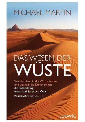 Buch »Das Wesen der Wüste / Michael Martin« kaufen