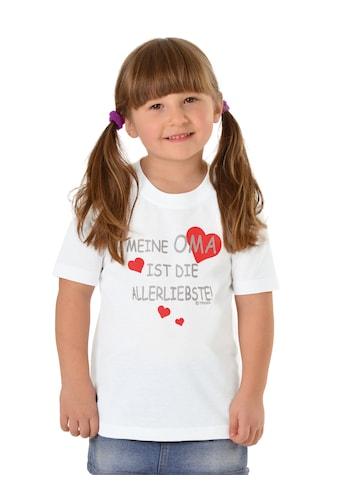 Trigema T-Shirt, Omas Liebling kaufen