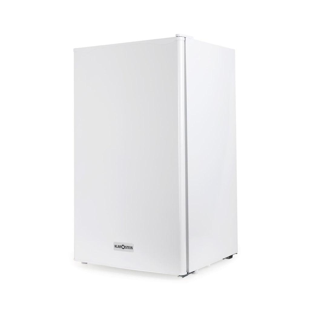 Klarstein Single Kühlschrank Standkühlschrank 90 L Eisfach »90L1«
