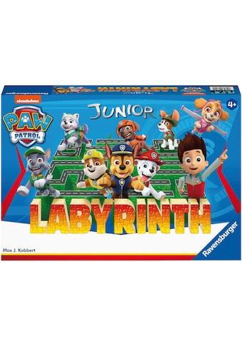 Ravensburger Spiel »Paw Patrol Junior Labyrinth«, FSC® - schützt Wald - weltweit; Made... kaufen