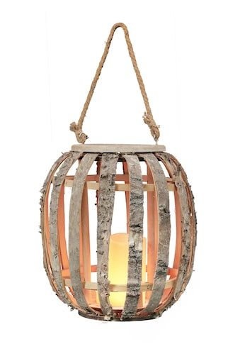 BONETTI,LED Laterne»Birken - Laterne«, kaufen