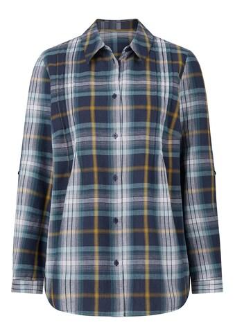 Casual Looks Bluse mit Biesenverzierung kaufen