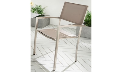 DESTINY Sessel »Square«, Edelstahl, stapelbar kaufen