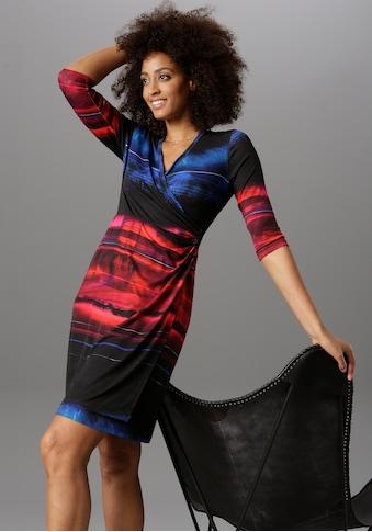Aniston SELECTED Wickelkleid kaufen