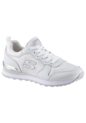 Skechers Sneaker »Gold´n Gurl«, mit Metallic-Details kaufen