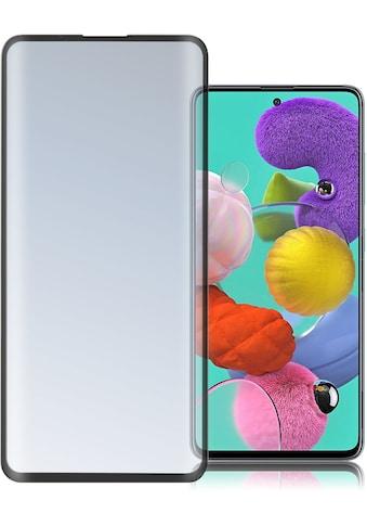 "4smarts Schutzglas »Second Glass Colour Frame ""CF"" Samsung Galaxy A51« kaufen"