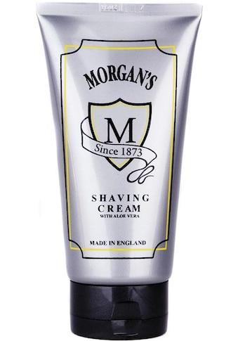 "Morgan's Rasiercreme ""Shaving Cream"" kaufen"