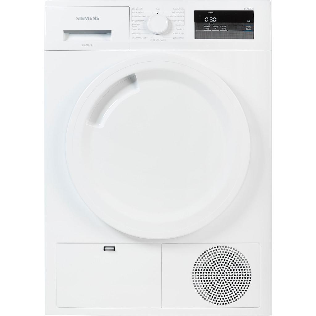 SIEMENS Wärmepumpentrockner »WT43H002«, iQ300