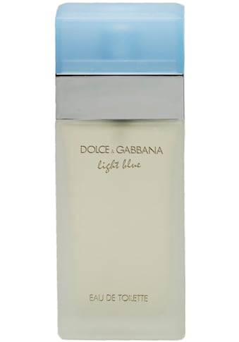 DOLCE & GABBANA Eau de Toilette »light blue« kaufen
